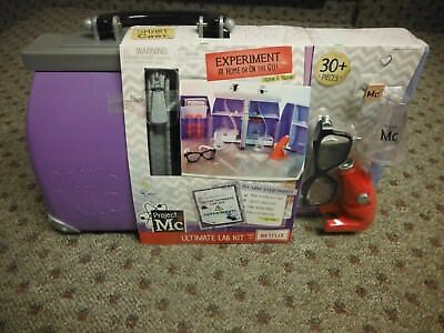 Project Mc2 A.D.I.S.N Purple Journal MYTODDLER