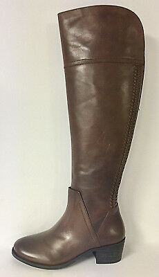 4e94b0ef636 VINCE CAMUTO BENDRA Over the Knee High Split Shaft Boots Leather ...