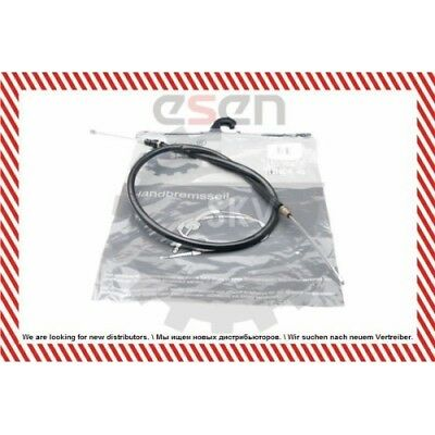 To Fit RENAULT CLIO 1991~98  L//H or R//H HANDBRAKE BRAKE CABLE FKB1370