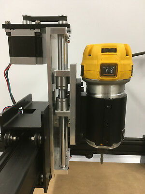 """Z axis + X CARVE SLIDE + BELT VERSION + 6"""" FAST TRAVEL + AB NUT + LINEAR BEARING"""