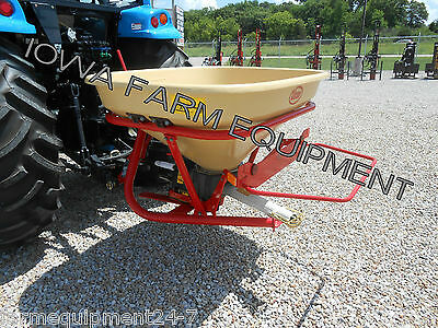 Pendulum Grass Seeder,Fertilizer Spreader,Warm Season Grasses: Vicon PS403, 11Bu