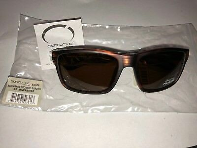 1ce3d86f5e SUNCLOUD MAYOR POLARIZED Sunglasses Burnished Brown Brown -  34.99 ...