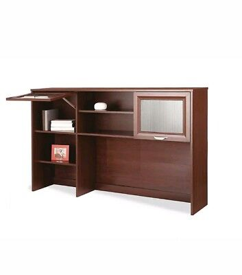 Realspace Magellan Collection Hutch, Classic Cherry