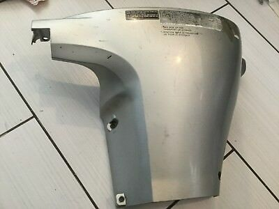 2001 Honda 9.9Hp Engine Side Cover, L. 63715-Zw9-000Za