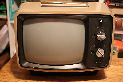 JC J.C. Penny TV Television 1975 Model 685-1012 Super Rare - Doesn't Power on