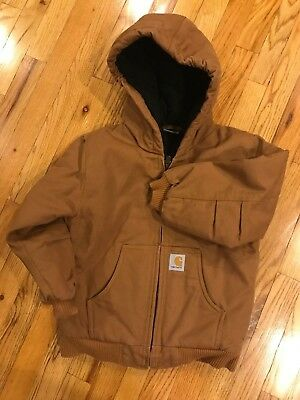 Carhartt size 7-8 Child's Active Jacket