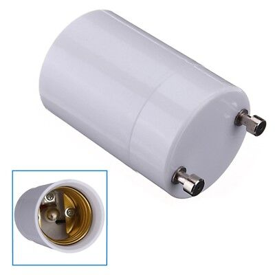 GU24 to E27/E26 LED Light Bulb Lamp Holder Adapter Socket Converter