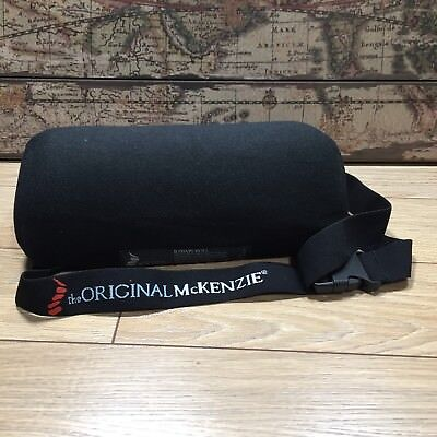 The Original McKenzie D-Shape Roll Back Support Lumbar Cushion Posture Relief