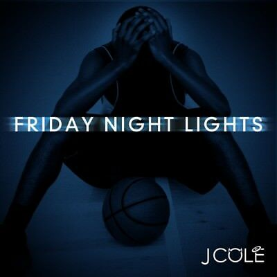 J. Cole - Friday Night Lights  *Mixtape CD*