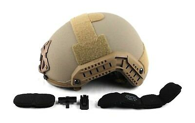 Ops Core FAST Maritime Super High Cut Helmet System Lux Liner Tan Large/XL