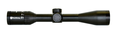 Nikko Stirling Panamax 3-9x40 Half MD Reticle - SKU: NPW3940