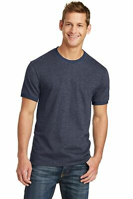 Port & Company Men Removable Tag Soft Classic Ringer Tee, PC54R, S-4XL