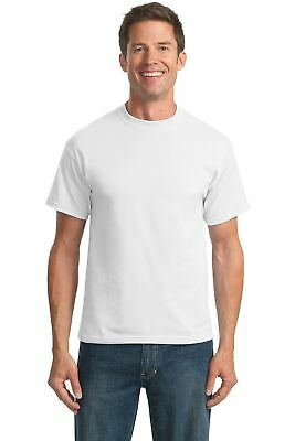Port & Company Men Tall 50/50 Cotton/Poly T Shirts, PC55T, LT-4XLT