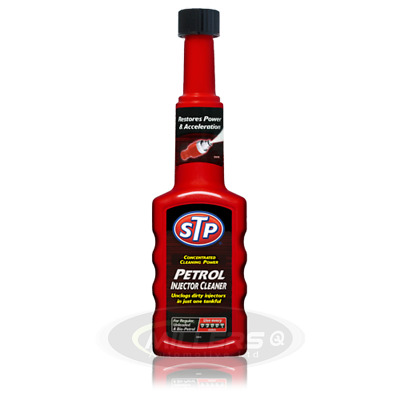 STP Petrol Injector Cleaner 200ml Fuel Additive Treatment Cleaner