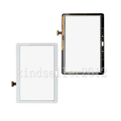 Samsung Galaxy Tab Pro T520 10.1 SM-T520 Digitizer Touch Screen Lens Glass White
