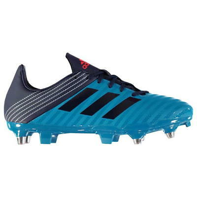 Brand new Adidas Malice SG Rugby Boots Mens Blue/Black size 13 UK
