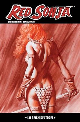 Panini Comics - Red Sonja 6 - Im Reich Des Todes