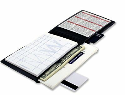 Waiter Wallet | Waitstaff Server Book | Fits Waiter & Waitress Aprons | Premi...