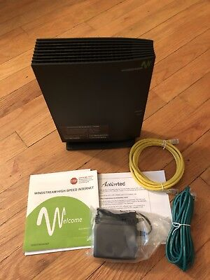 NEW WINDSTREAM ACTIONTEC T3200 xDSL Modem Wireless Router - Dual Band WiFi  1GIG