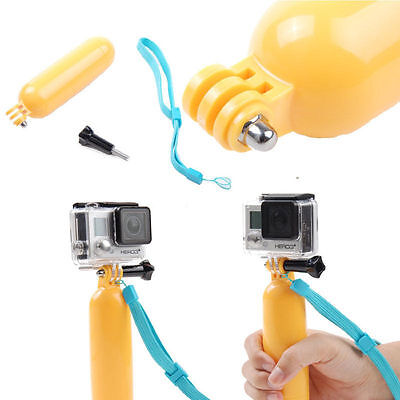 Floating Hand Grip Handle Mount Accessory + Strap For GoPro Hero 3+ 3 2 1 SA
