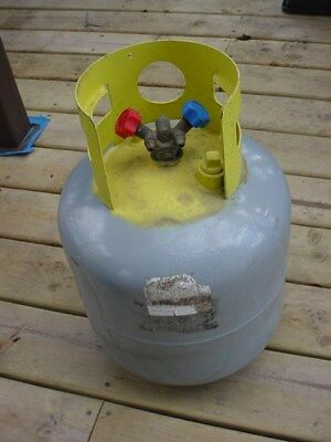 Refrigerant Recovery Tank, 50 Lb.400 PSI, Expired Test date Local Pickup Only