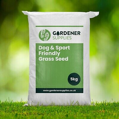 5kg Grass Seed Sports Field Football Pitch & Rugby Pitch Certified