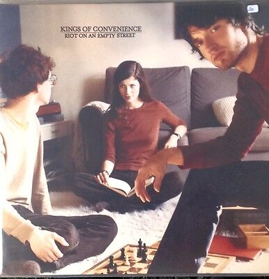 Kings of Convenience: Riot on an empty Street