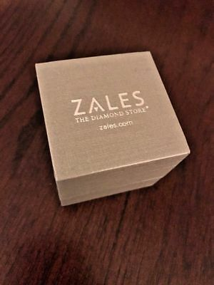 ZALES THE Diamond Store Silver Ring Necklace Earrings Jewelry
