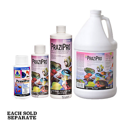Aquarium Solutions PraziPro    (Free Shipping)
