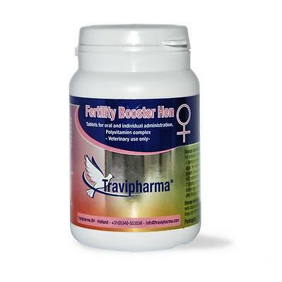 Pigeon Product - Fertility Booster Hen by Travipharma - Racing Pigeons