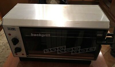 Aka Tischgrill Broilergrill Hähnchengrill BS200 Grill DDR