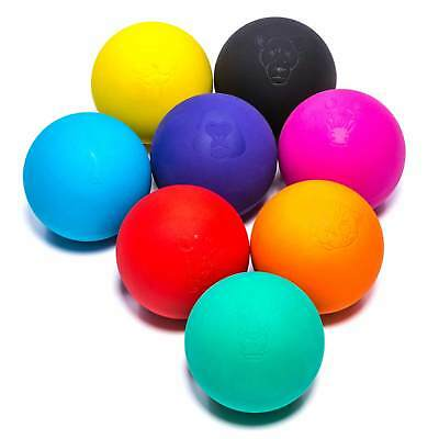 Lacrosseball mit Tiermotiv 6cm Durchmesser Massageball Faszienball Ball Massage