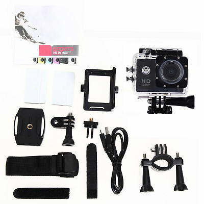 SJCAM SJ4000 HD 1080P Sports DV Action Waterproof Bike Camera UK Stock