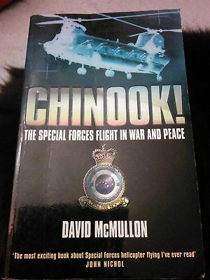 Chinook - The special force flight in war and peace by David McMullon