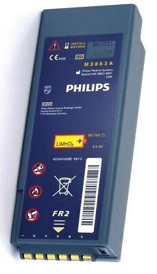 Philips Heartstart FR2 FR2+ AED Battery M3863A Guaranteed Working Free Shipping