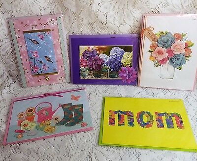 Papyrus mothers day greeting card wife my gorgeous girl papyrus greeting cards mothers day lot of 5 m4hsunfo