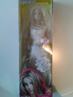 Britney spears Barbie Puppe