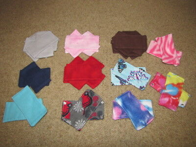 Oxygen Cannula Covers 1 Pair of 2 - Snuggle Flannel - Ready to Ship