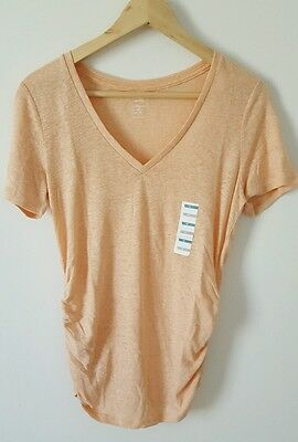New Old Navy Maternity Sleeve Shirt size M