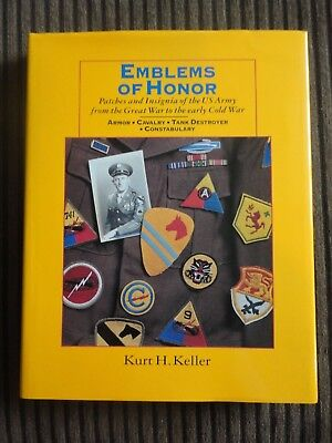 Patches and Insignia of the U. S. Army from the Great War to the early Cold War
