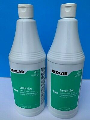 ECOLAB - Lemon-Eze Creme Cleanser - 13094 QTY 1