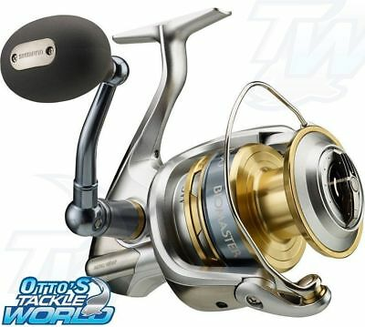 Shimano Biomaster SW Spinning Fishing Reel  BRAND NEW @ Ottos Tackle World