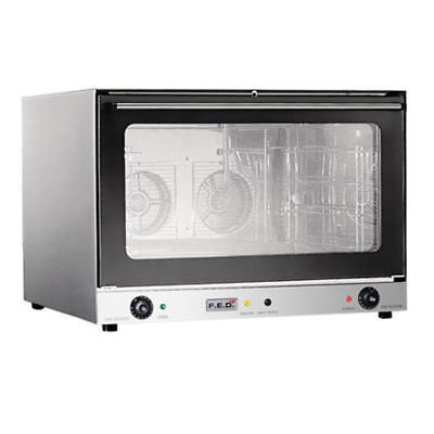 Convection Oven, Fits 4 Trays (600mm x 400mm) ConvectMax Commercial Kitchen NEW