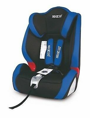 Chair Baby Sparco F1000 K Blue