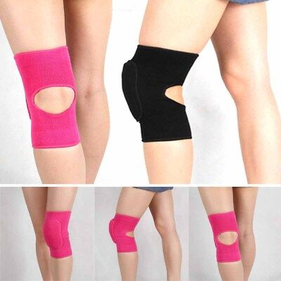 1Pcs Stretchy Cotton Cponge Knee Pads Brace Guard For Kids Sport Dance