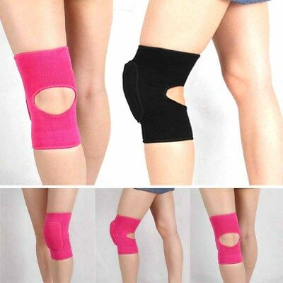 Stretchy Cotton Cponge Knee Pads Brace Guard For Kids Sport Dance New