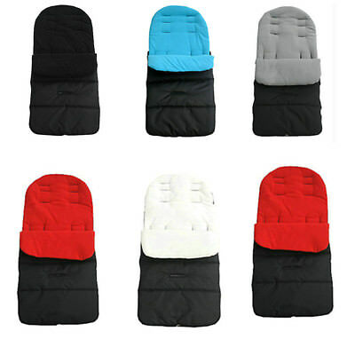 New Baby Fleece Sleeping Bag Sleepsack Foot muff for Pram Stroller Car Seat
