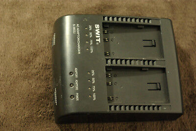 SWIT S-3602 J  AC Adapteor / Charger  für JVC  V428 (GY HD 100 Serie)