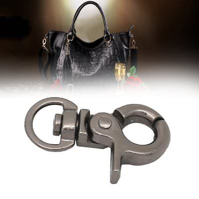 20pcs/lot Luggage Bags Snap Hook 9mm*32mm Small Clamp Buckle Fastener Hardware J