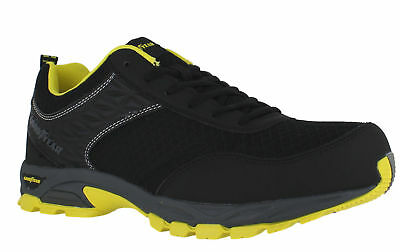 Delta Plus Panoply Smash S1P Metal Free Composite Toe Cap Safety Trainers Shoes